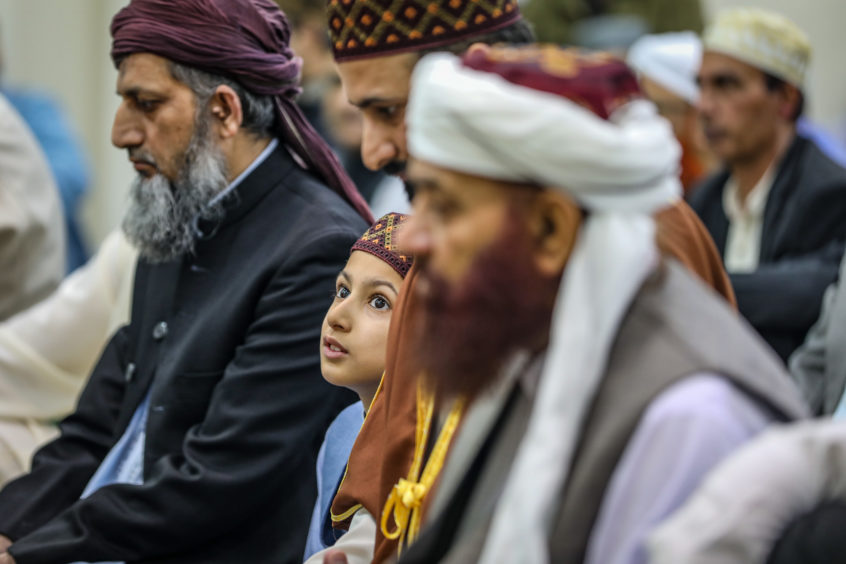 Dundee Central Mosque and Al-Maktoum held events on Tuesday while Victoria Road Mosque and the Scottish Islamic Cultural Centre of Dundee on Dura Street put on celebrations yesterday