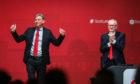 Richard Leonard and Jeremy Corbyn.