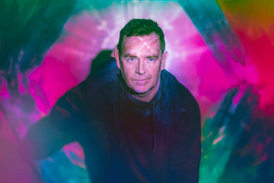Nick Warren is a master of progressive house music and is playing Dundee's Mains Castle on July 6.