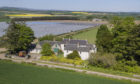 Rosemount Farm extends to 445 acres and includes Monk Myre Loch.