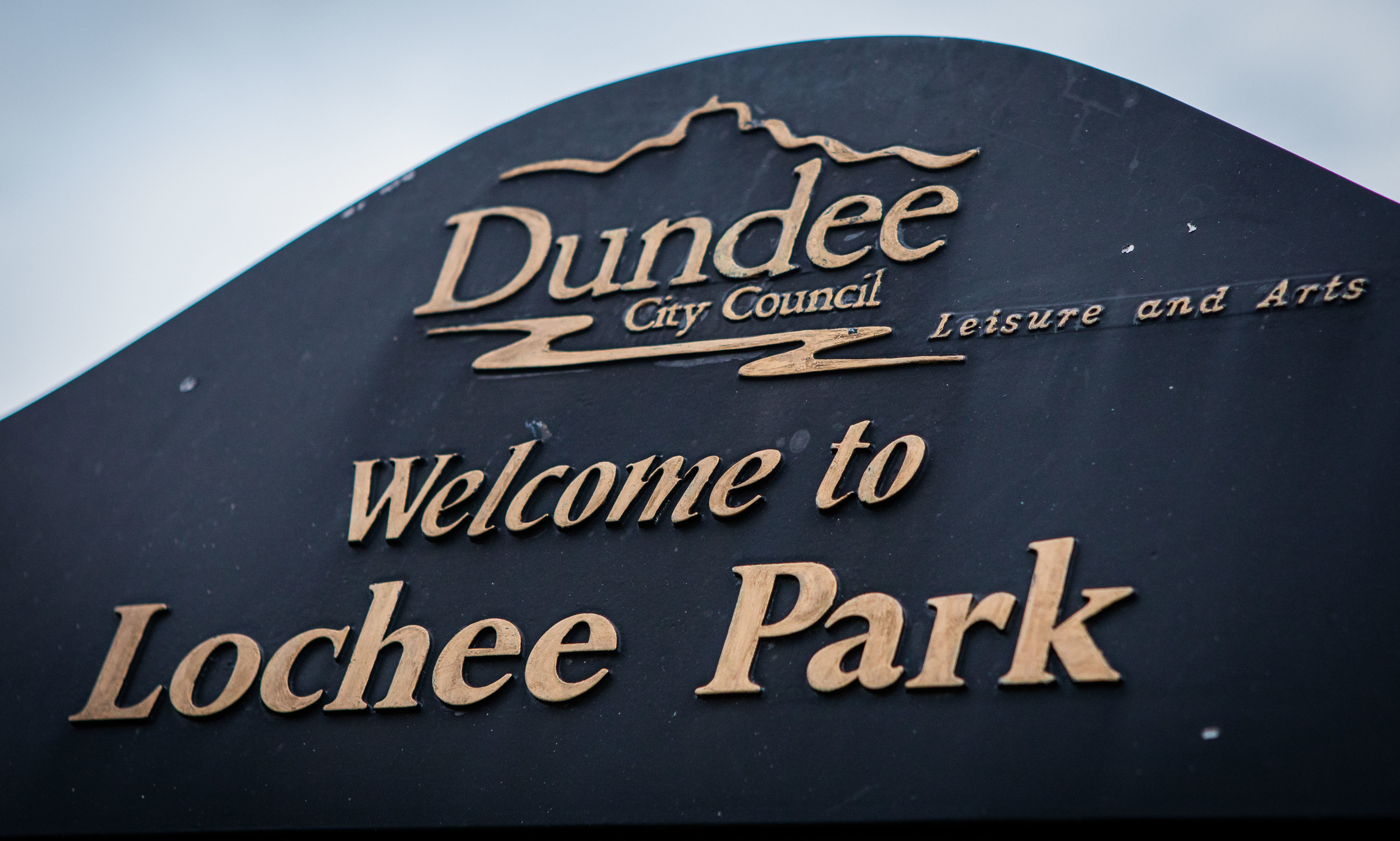 Lochee Park, Ancrum Road, Dundee.