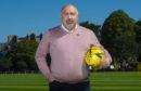 Sporting director Tony Asghar.