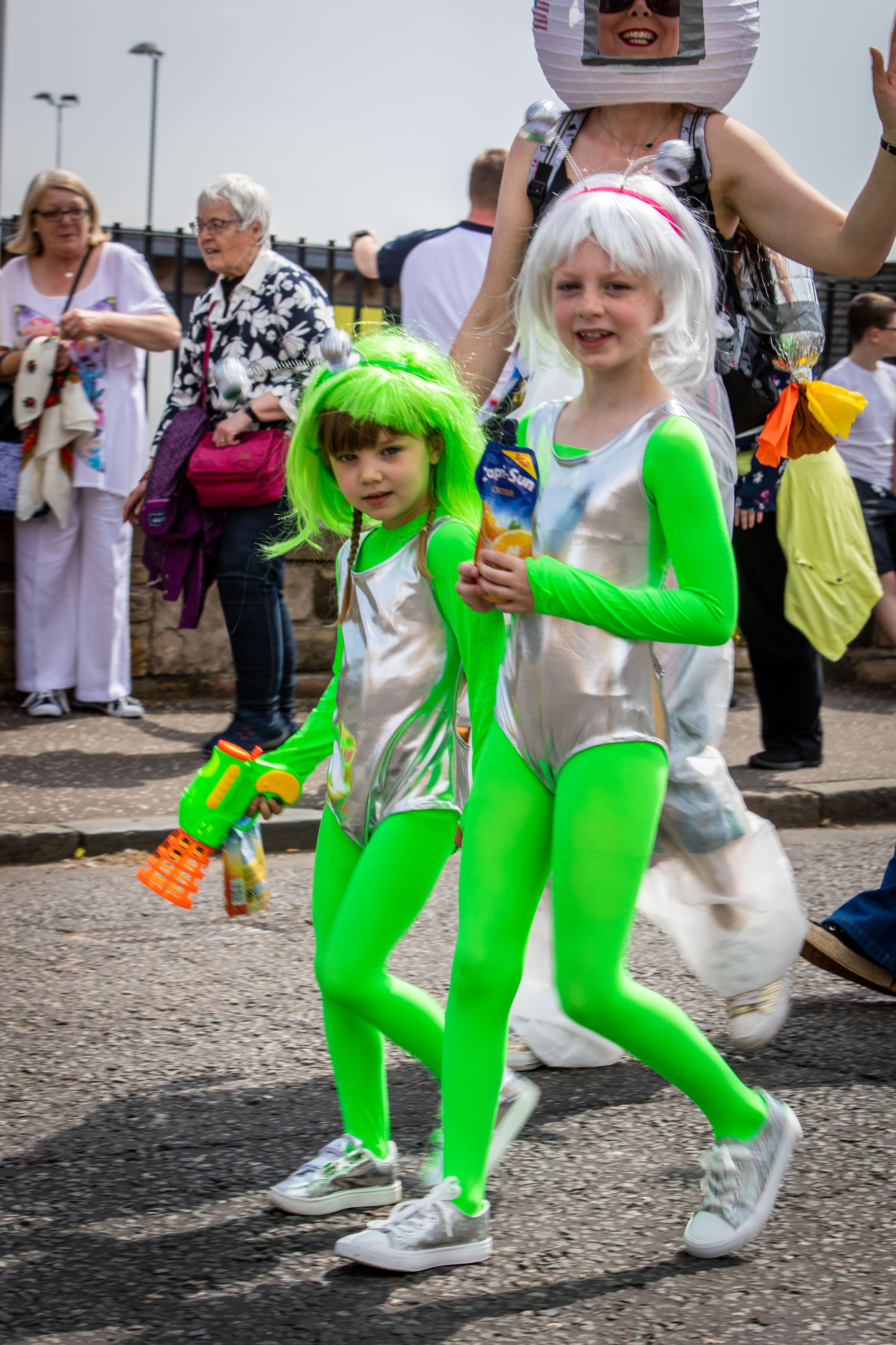 Kelty Gala Parade