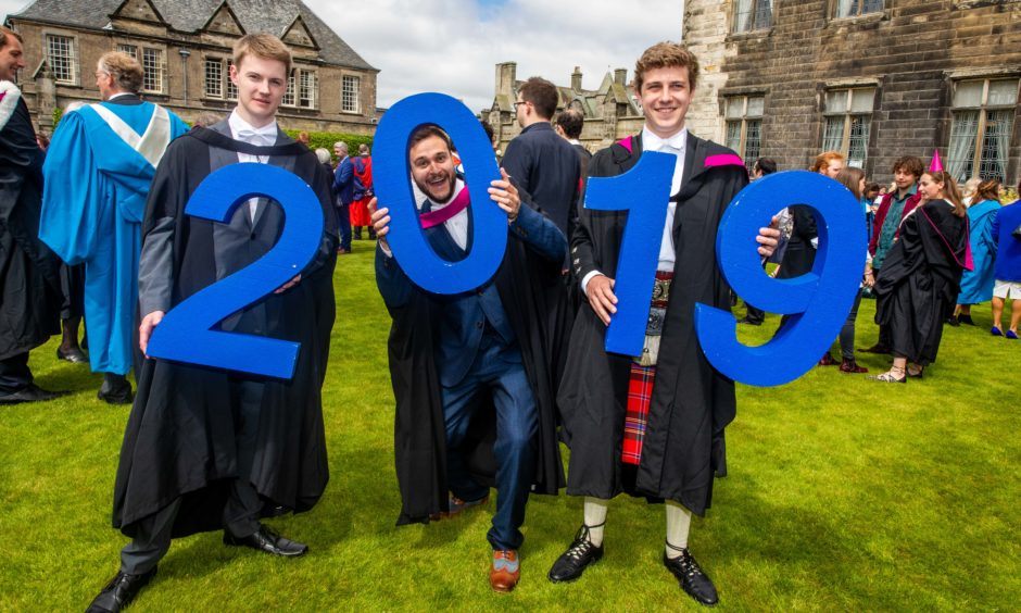 2019 is a good year for these lads who graduated.