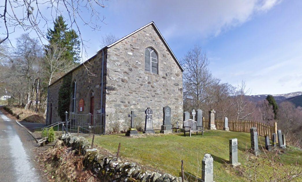 Tenandry Church