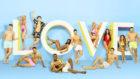 The contestants on 2019's Love Island.