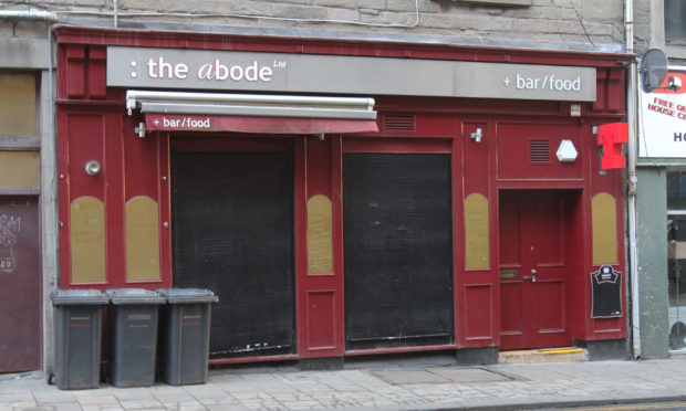 The Abode, Dundee.