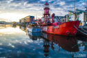 The North Carr Lightship