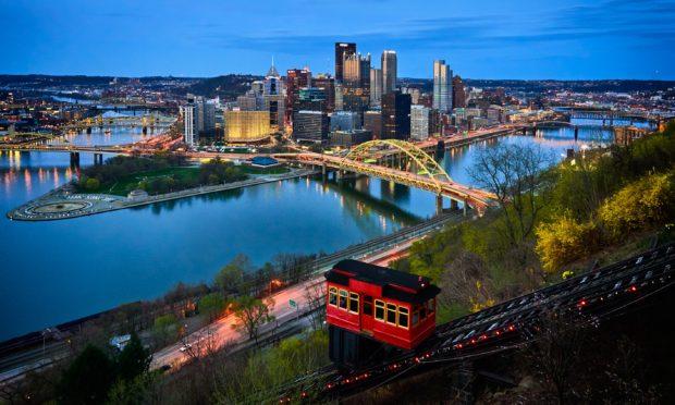 Pittsburgh, USA.