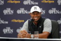 Tiger Woods is going to have to do it all on his own at Royal Portrush.