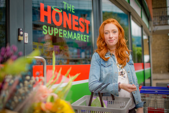 The Honest Supermarket - What's Really in Our Food? Picture Shows:  Dr Hannah Fry.