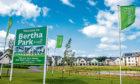 The Bertha Park development in Perth