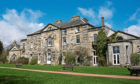 Oswald House in Fife has been renovated as a wedding venue.