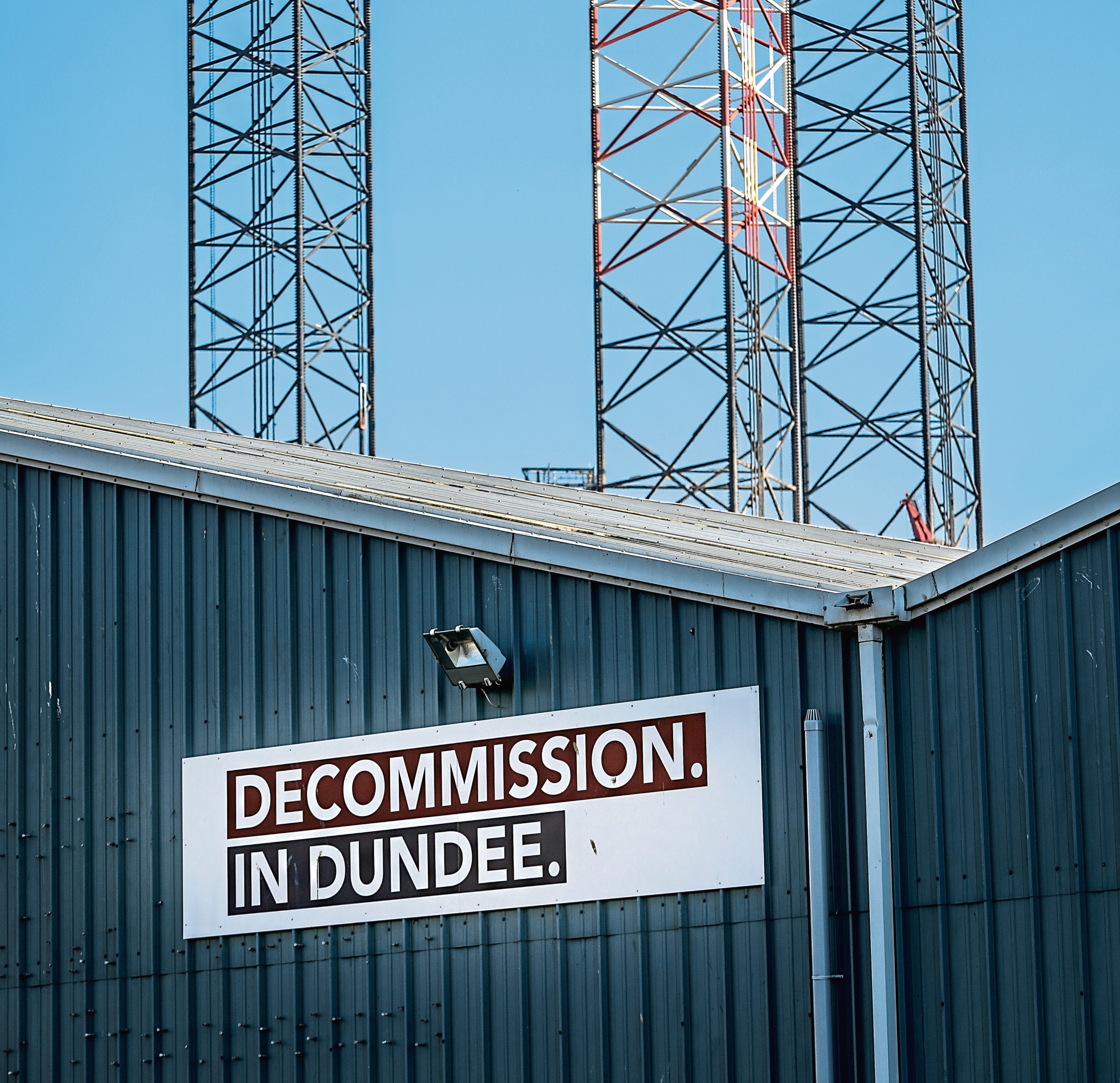 Decommission Dundee