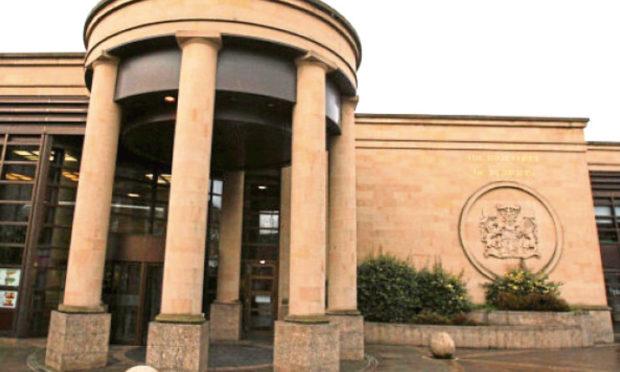 Glasgow High Court.