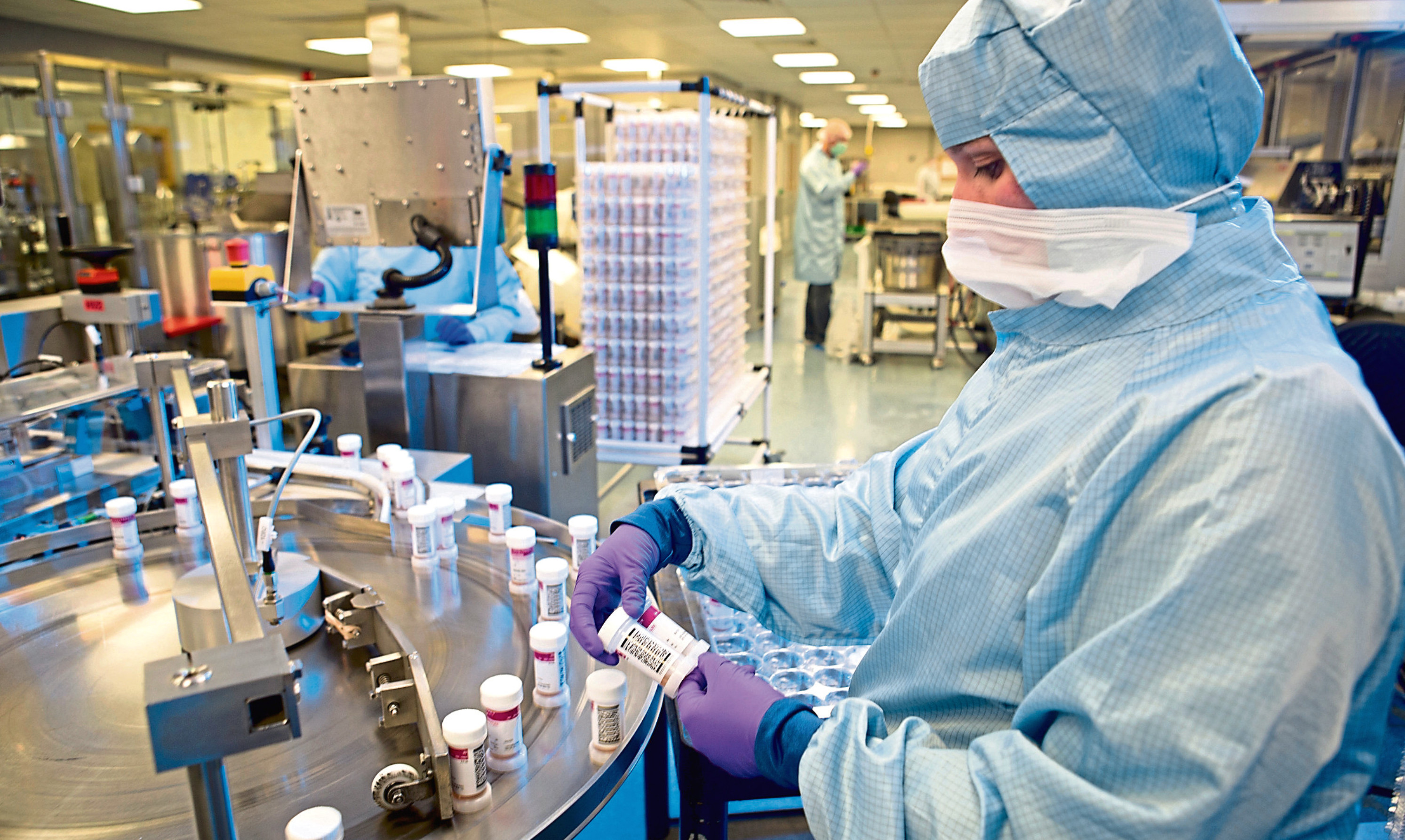 Entrust specialises in recruitment in the life sciences sector.
