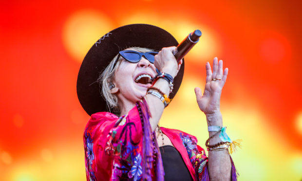Lulu was among the highlights on day one of Rewind Scotland 2019