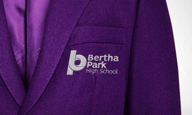 How the new Bertha Park uniform will look