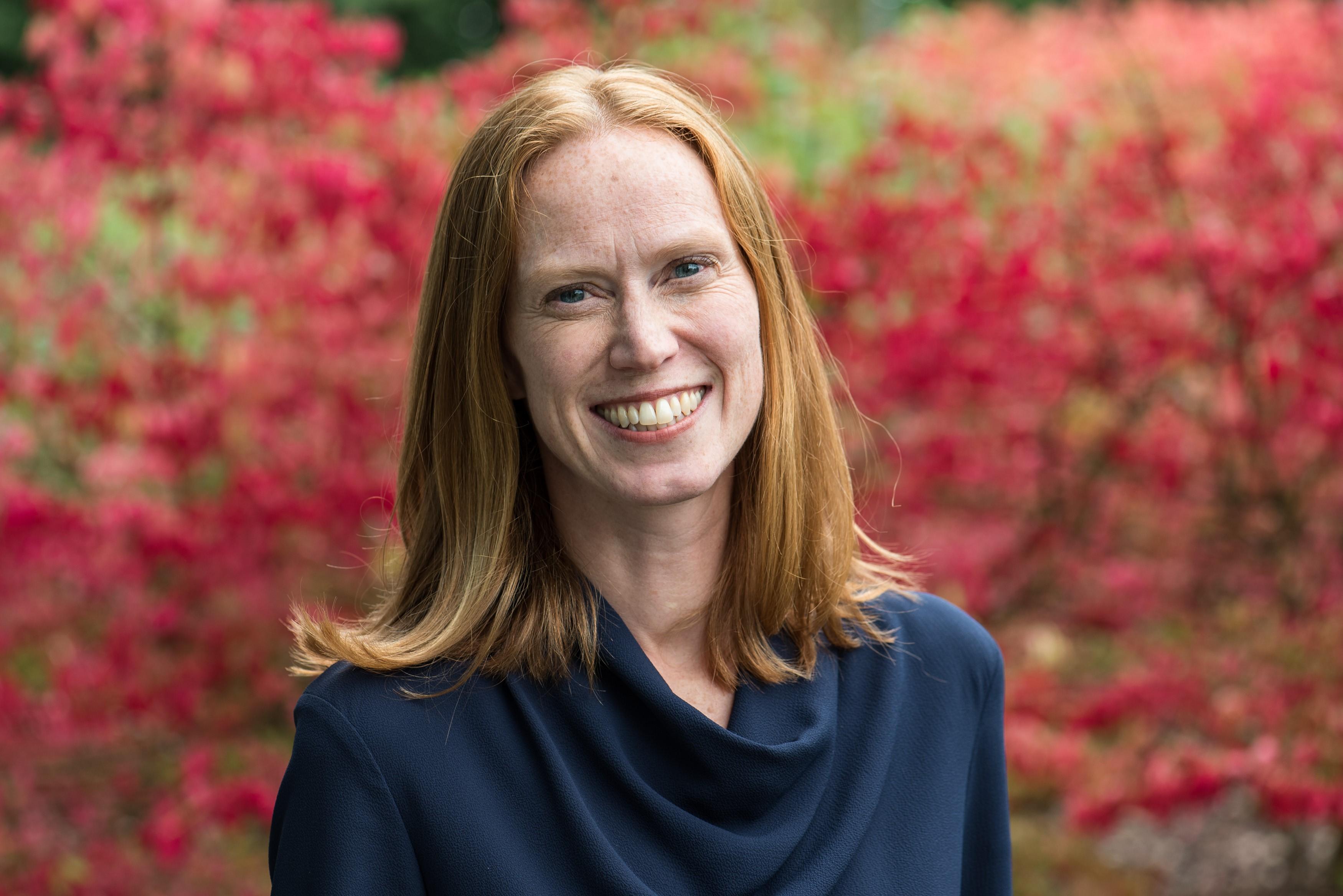 Caroline Warburton, VisitScotland's regional director.