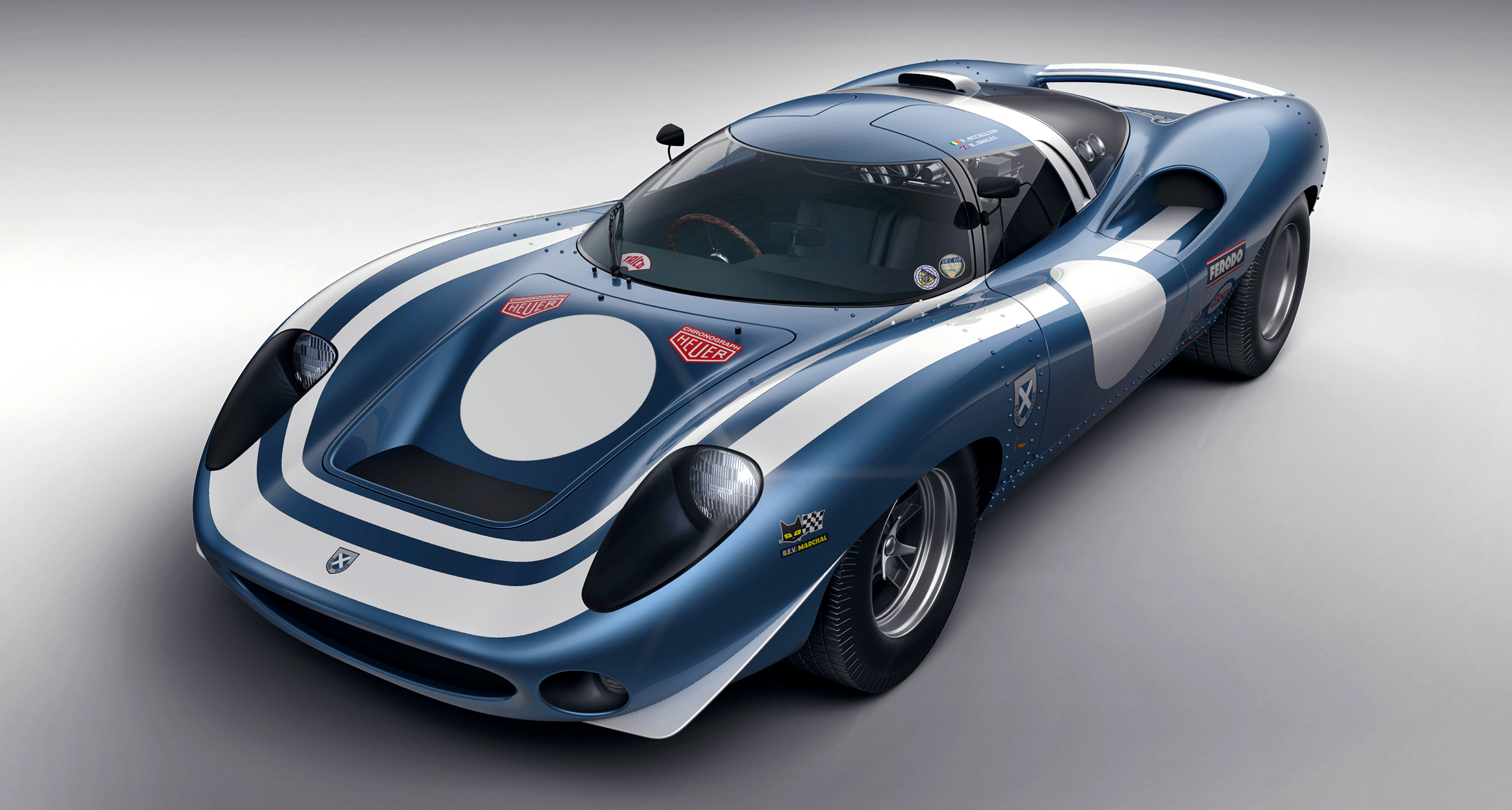 The Ecurie Ecosse LM69