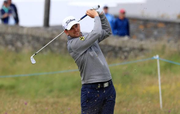 Scottish Open champion Bernd Weisberger.