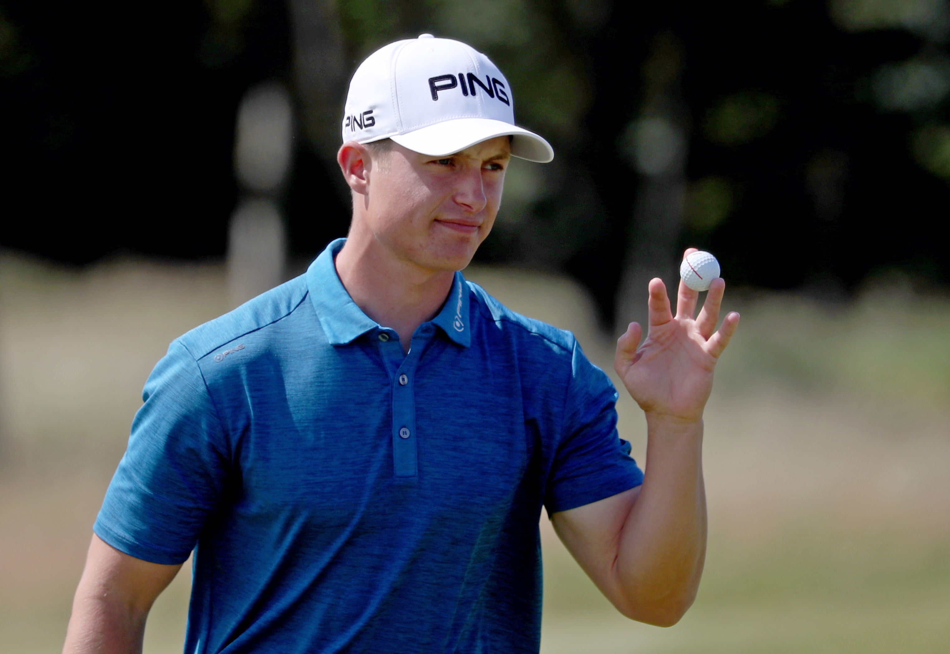 Perthshire's Calum Hill is Scotland's most recent graduate from the Challenge Tour.