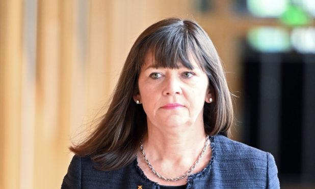 Scottish Mental Health Minister Clare Haughey.