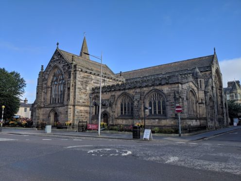 Holy Trinity Church in St Andrews
