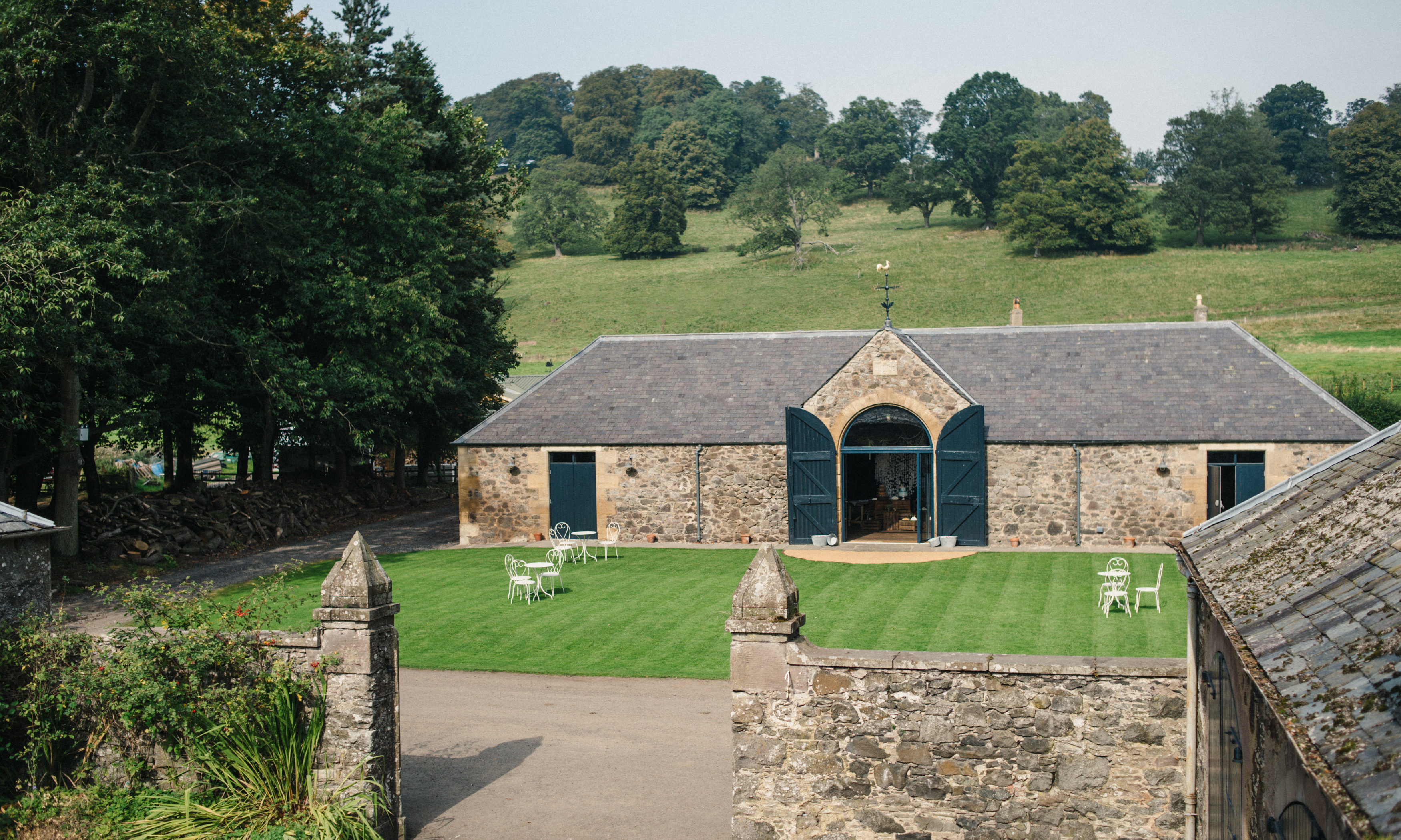 The Byre at Inchyra will be Scouting for Girls first stop in Perthshire.