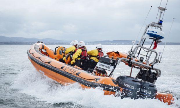 Kinghorn Lifeboat.
