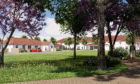 An artists impression of how the care village will look.