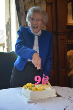 Muriel opened Perths first private nursery around 50 years ago.