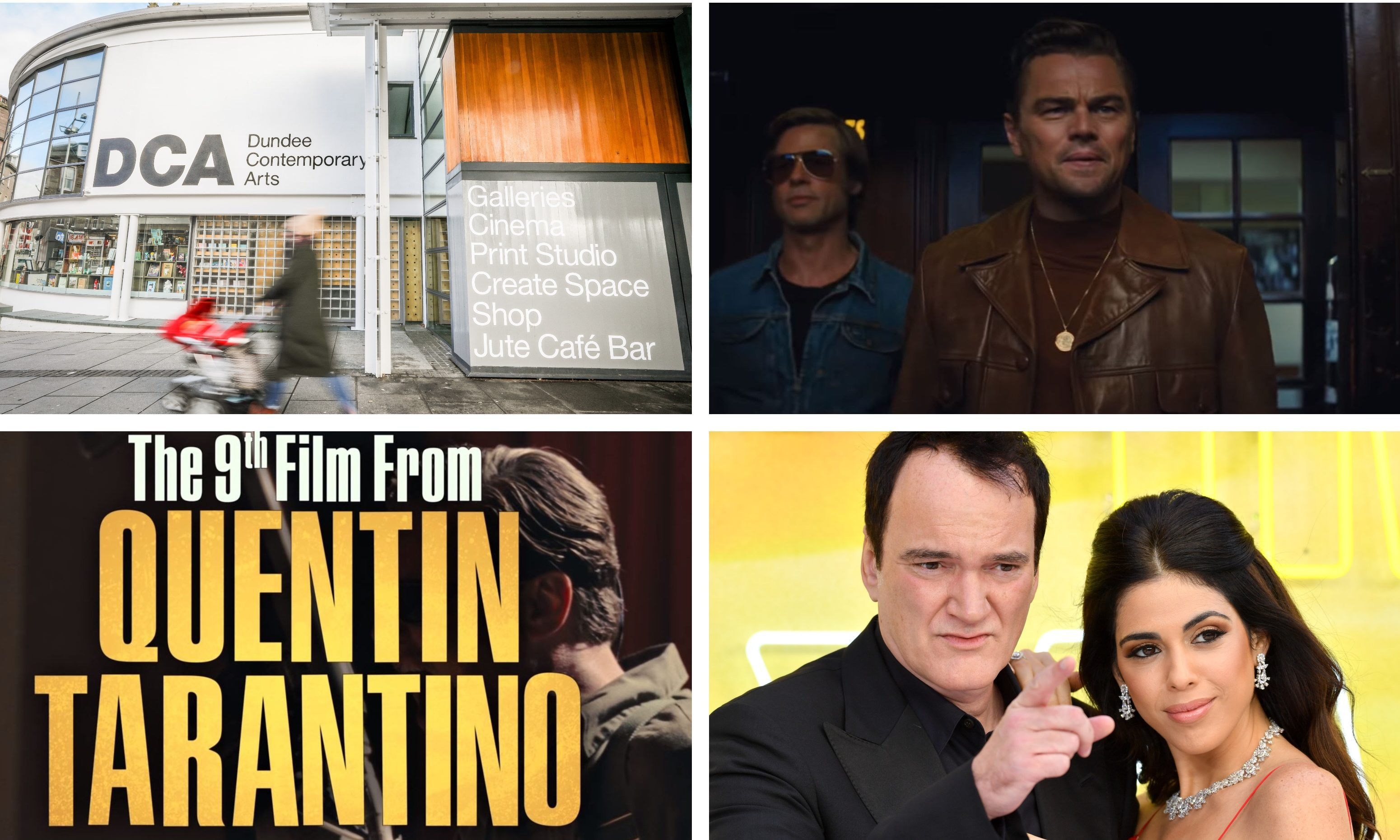 Quentin Tarantino's ninth film Once Upon A Time IN Hollywood will be released on August 14.