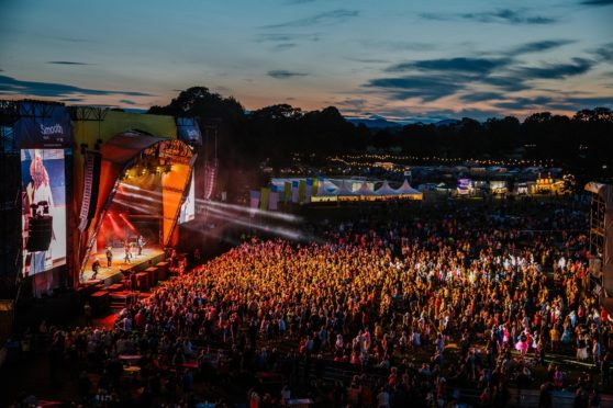 Thousands were in high spirits at Rewind in Perth last year.