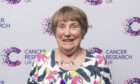 Rosemary at the awards ceremony