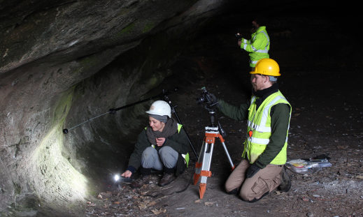Archaeologists and volunteers will dig into the history of the Wemyss Caves this week.