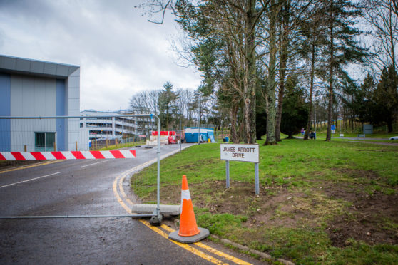 NHS Tayside staff have voted in favour of striking over a pay dispute