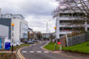 Ninewells Hospital - run by NHS Tayside