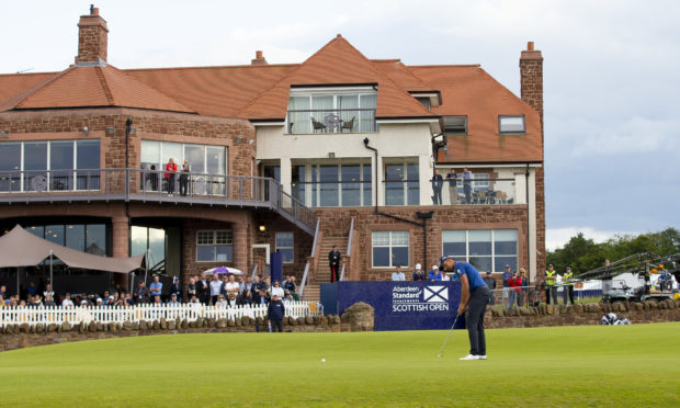 The Renaissance was criticised as being too easy at last year's ASI Scottish Open.