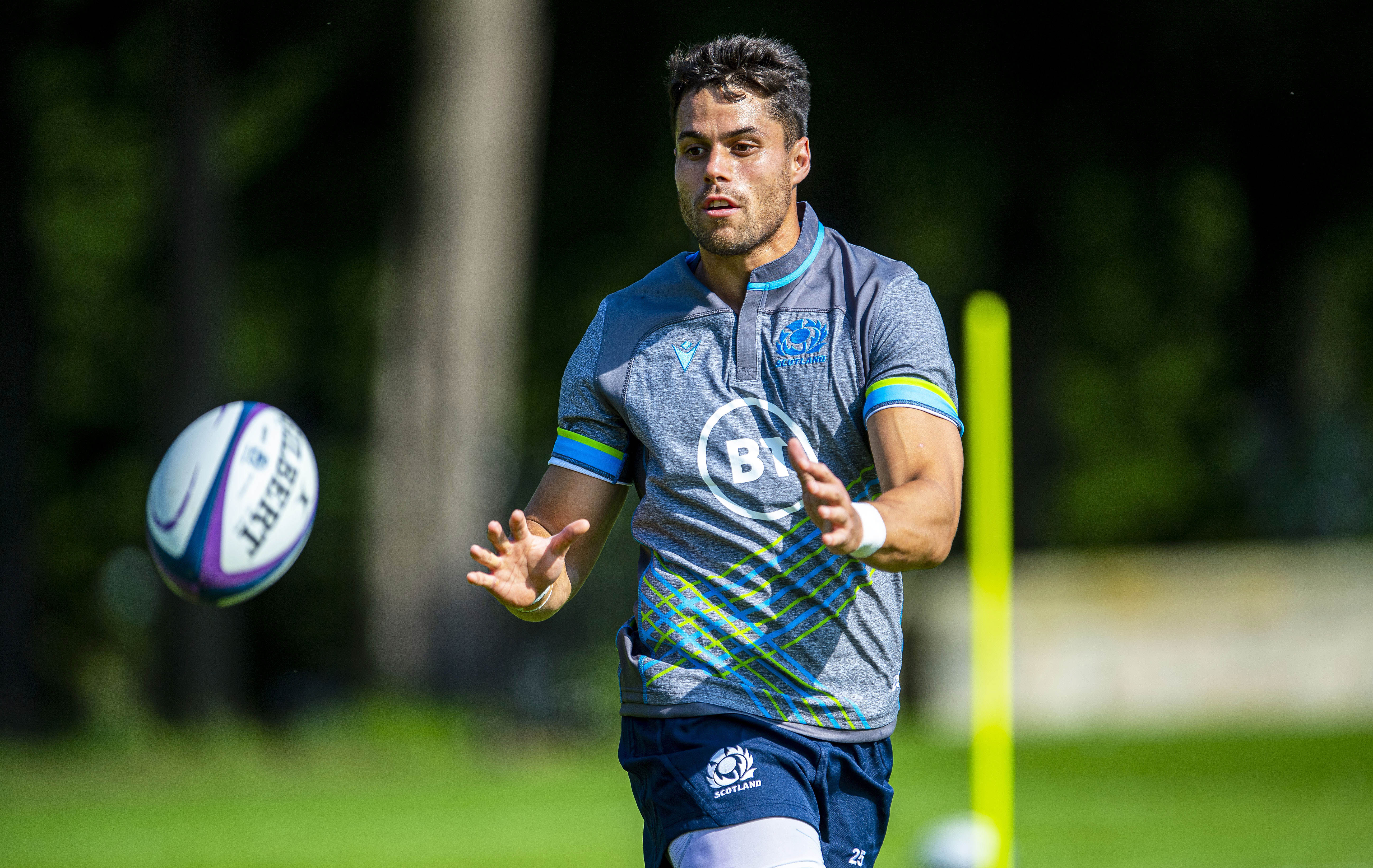 Sean Maitland will link up again with Duncan Taylor.