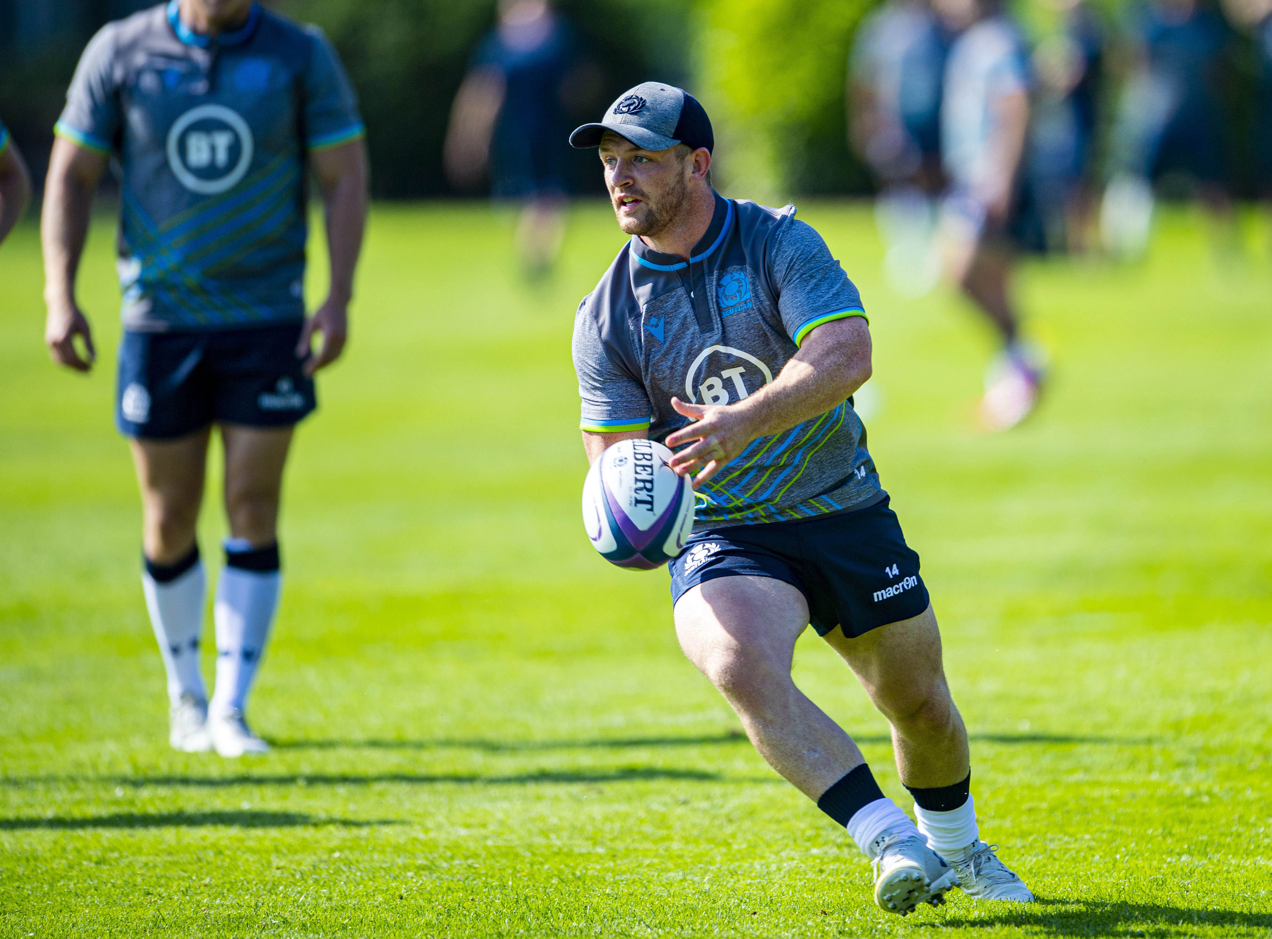 Nick Grigg is back in the Glasgow side to pay Sale.