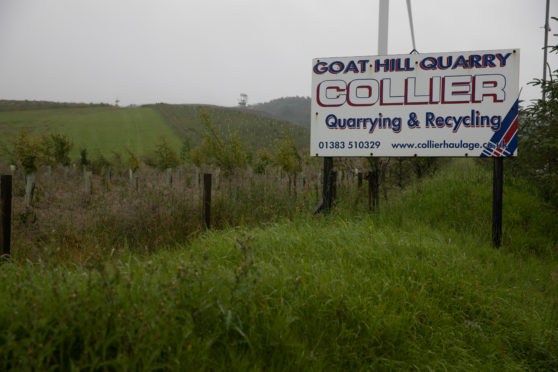Goathill Quarry expansion could create up to 50 new jobs.
