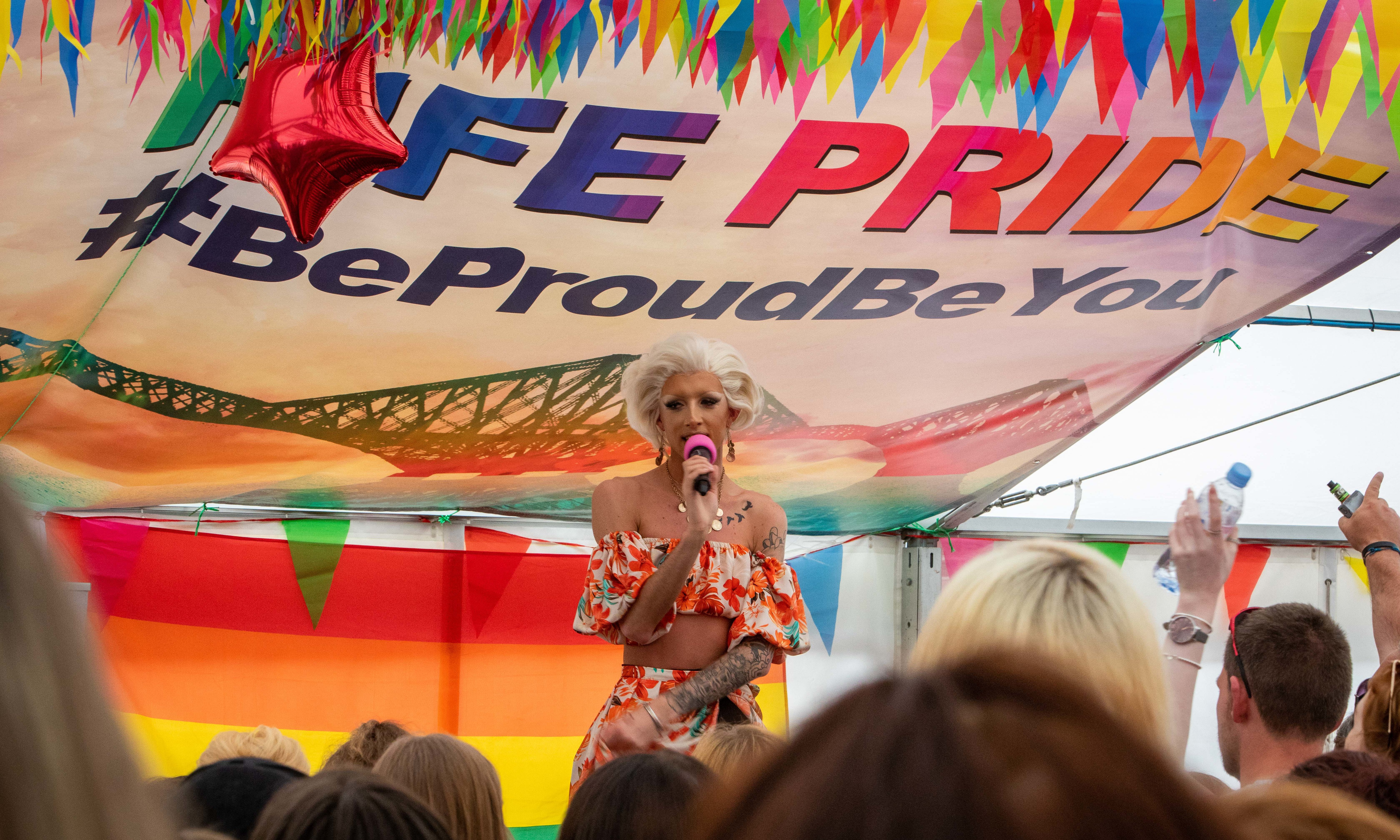 Fife Pride celebrates diversity and equality