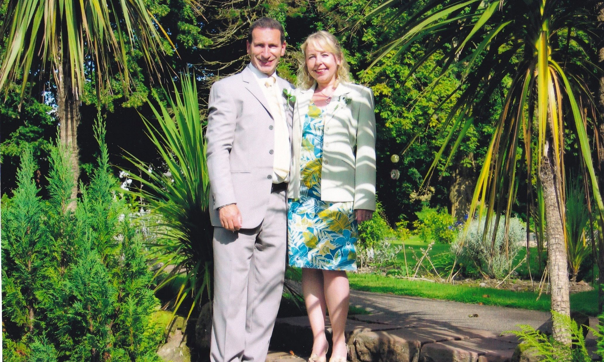 Shirley and Harry Taggerty.