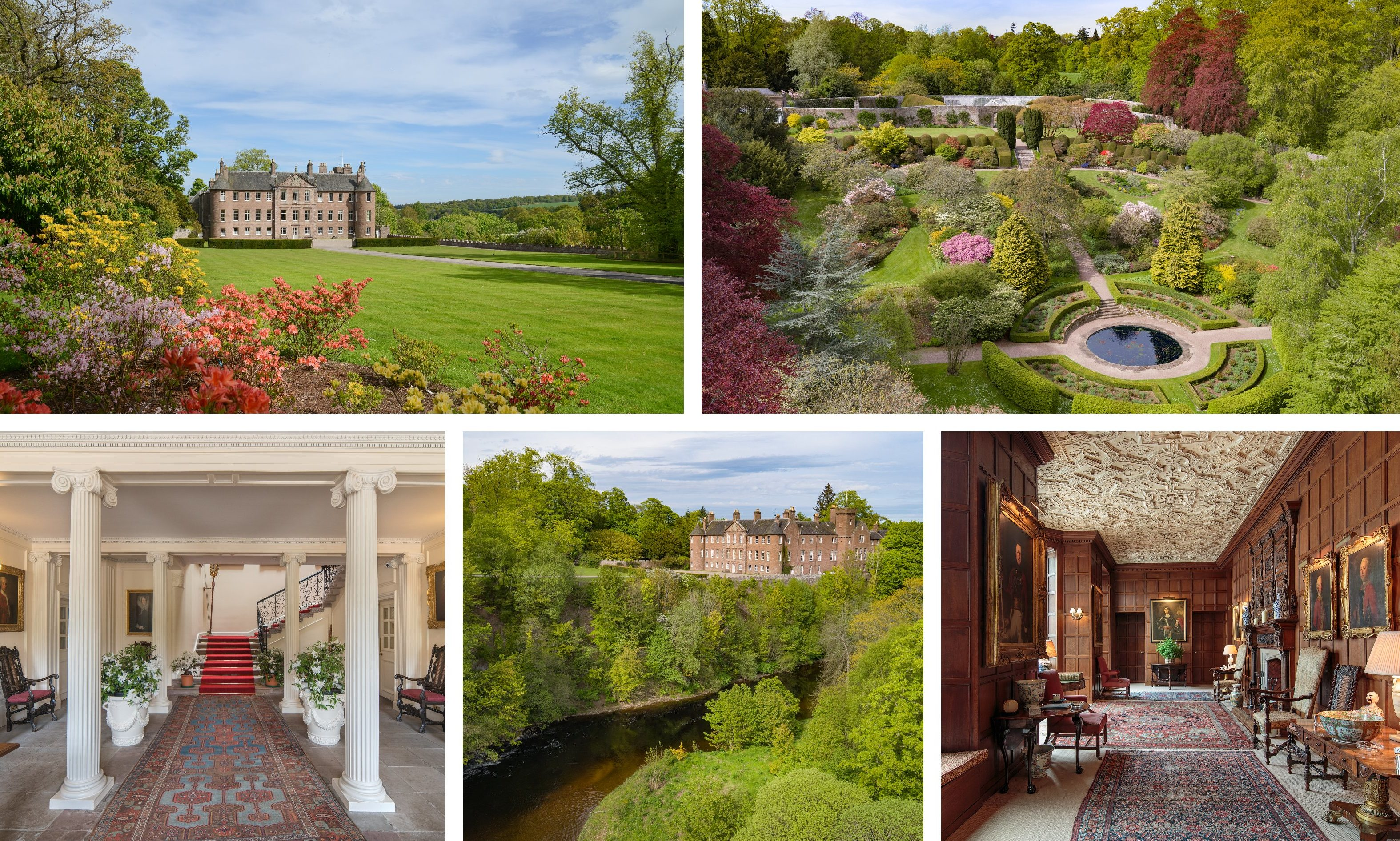 Brechin Castle is up for sale.