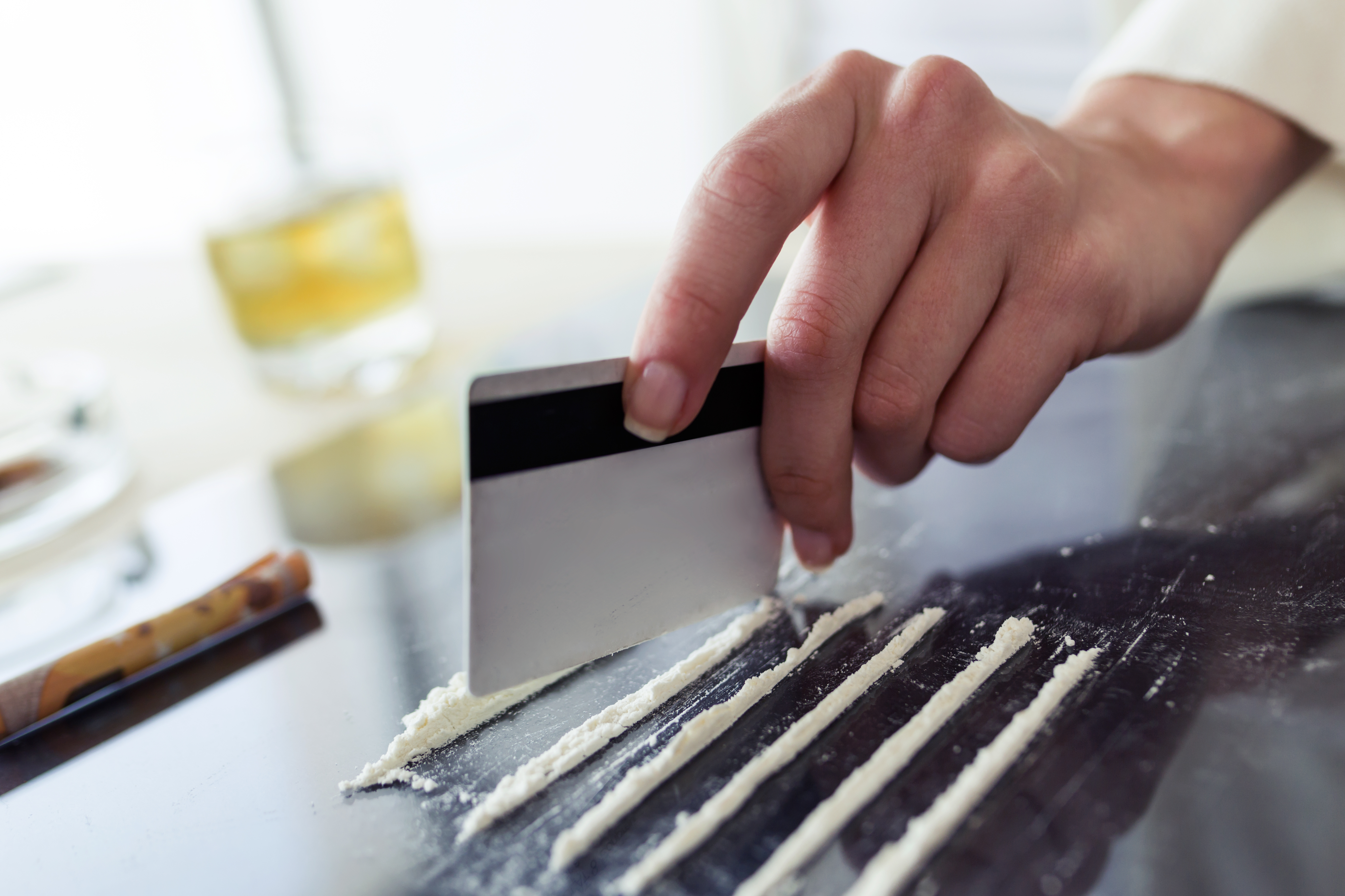There are fears that cocaine is now the drug of choice once again for younger people.
