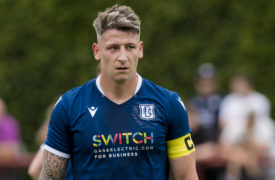 RAB DOUGLAS: It's been said too often over the last couple of decades…these are worrying times for Dundee