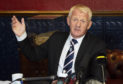 Gordon Strachan has had his say on issues facing Gordon Strachan