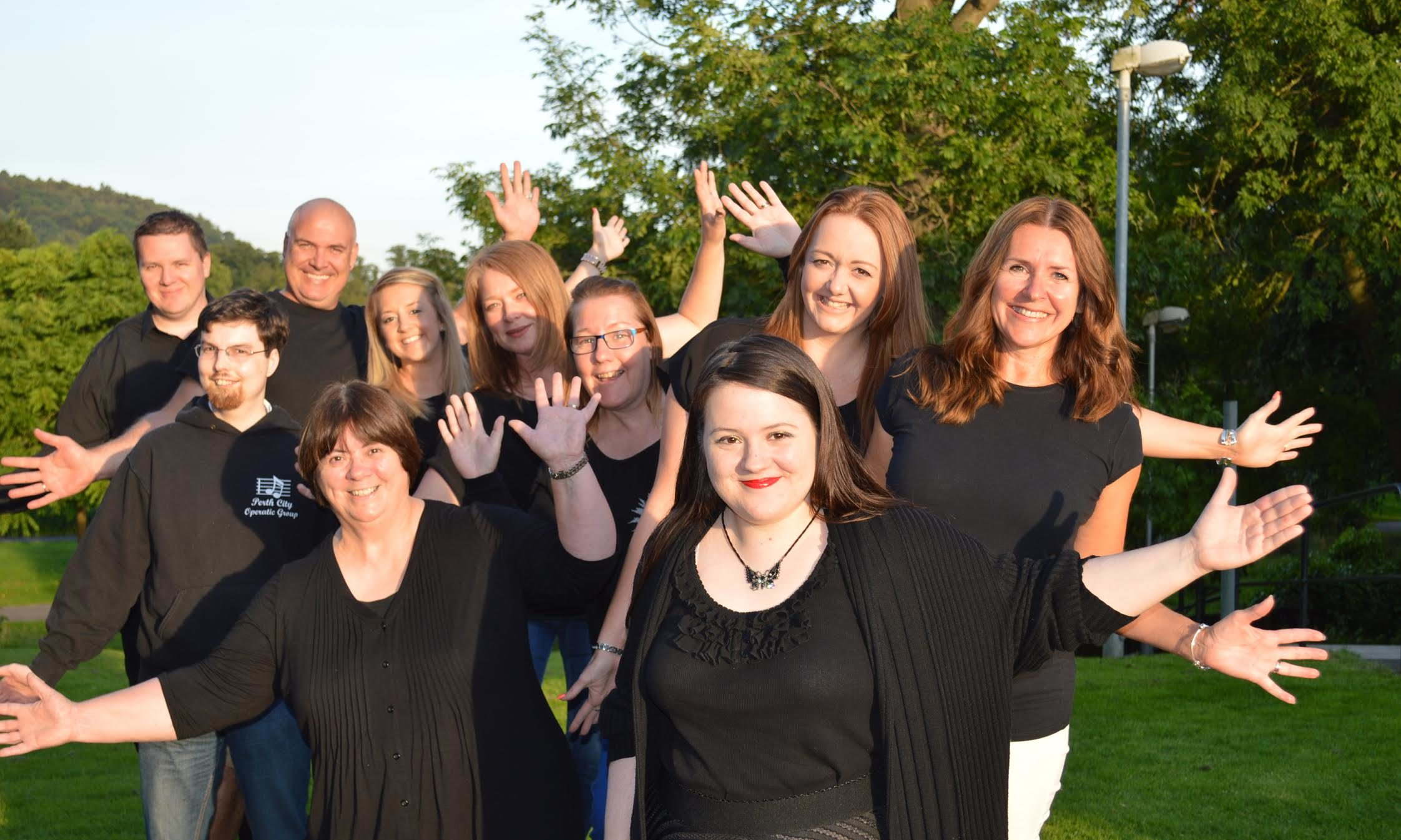 Perth City Operatic Group have been involved in dozens of productions since 1964.