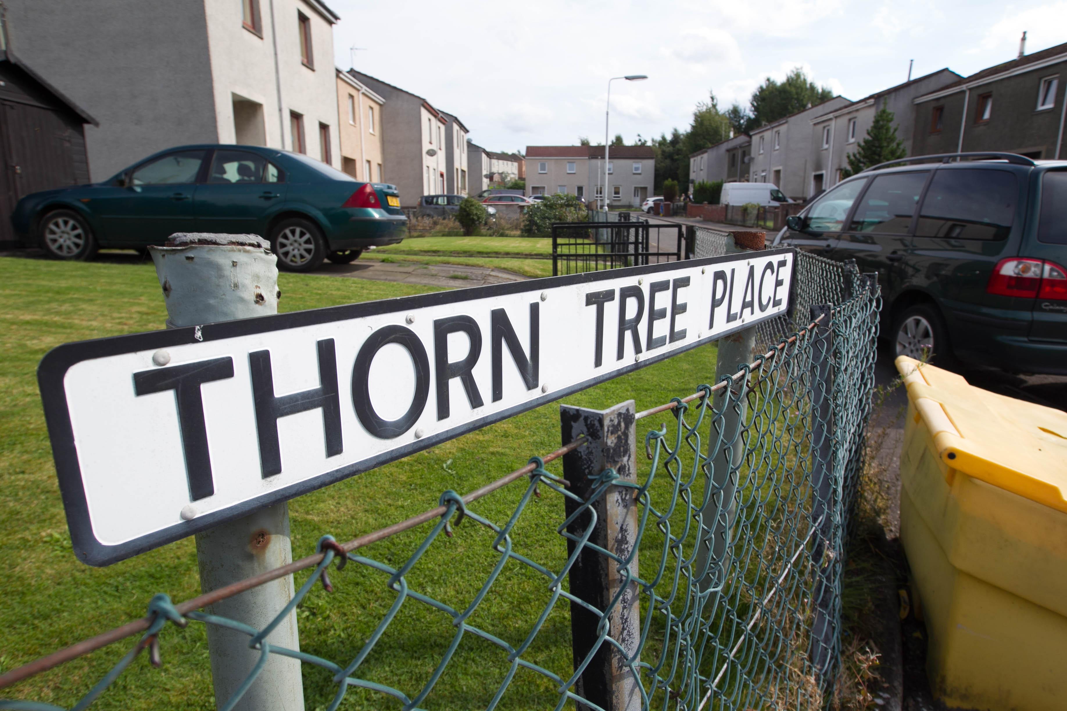 Thorn Tree Place in Oakley.